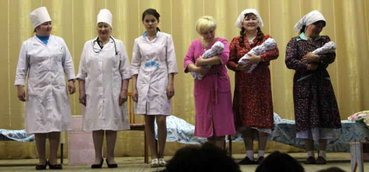 Спектакль «Матери и дети»